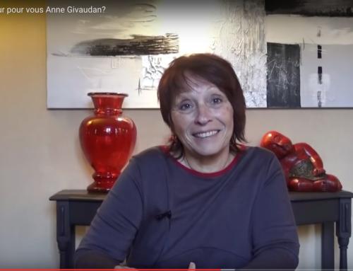 C'est quoi le bonheur pour vous Anne Givaudan?